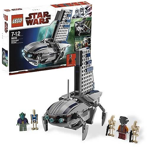 lego 8036 star wars separatists shuttle lego 7749 star wars echo base